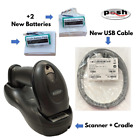 DS6878 Kit with Cradle, New Cable, plus 2 New Batteries!  Over 1000 kits sold!!!