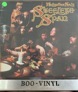"""Steeleye Span Below The Salt 12"""" Vinyl LP Chrysalis Records German Press Ex Con"""