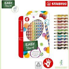 STABILO Dreikant-buntstifte EASYcolors 12er Etui