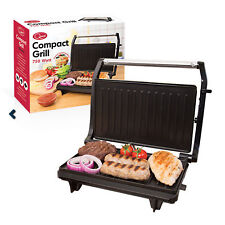 Dessus de Table Compact Grill Panini TOASTIE Maker viande VEG Crêpière plate 700 W