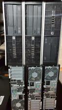 Lot of 6 HP 6200 Pro - Core i3 2nd gen - 4GB DDR3 RAM - Windows 10