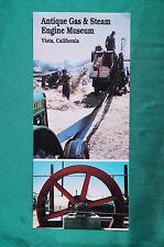 Antique Gas & Steam Engine Museum - Vista - California