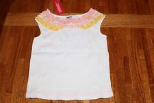 Gymboree Beautiful Top For Girl. Size 6T