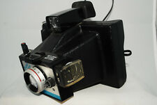 Polaroid Super Shooter instant land camera, fp100c , variable focus! AA (a32)