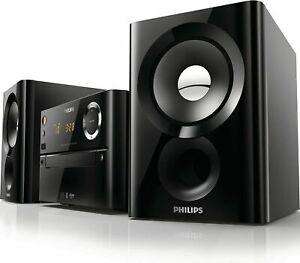 Philips BTM1180 Sistema Musicale Micro, Nero