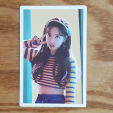 Nayeon Official Photocard Twice Merry & Happy Monograph Kpop Genuine