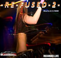 RE-FUSED VOL.2 - UK HARDCORE - MIXED BY DJ X-TREME (2010 CD) Darwin, Re-con....