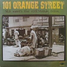 101 ORANGE STREET SKA Meets THE ROCKSTEADY TRAIN NEW CD £9.99