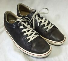 Cole Haan Leather Fashion Sneakers Oxfords Men's 9.5 Blue C09395 Casual Nike Air