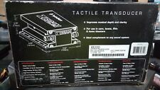 Rockford Fosgate tactile transducer IB200