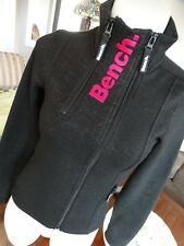 BENCH KNIT DOUBLE ZIP JACKET SMALL