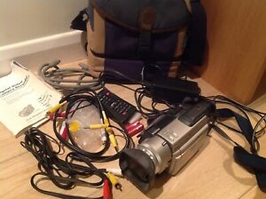 Sony DCR-TRV900E Pal 3ccd Camcorder.x48 Digital Zoom.Benetton Carry Case.