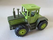 1990 Matchbox Green MB-Trac 1600 Turbo Tractor 1:77 Macau (Mint)
