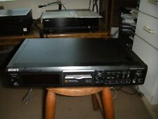 Sony Mds-Je510 Mini Disc Player/Recorder As Is