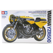 Tamiya Yamaha YZR500 Grand Prix Racer Motorcycle Model Kit 1:12 scale 14001 New