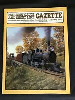 Narrow Gauge and Short Line Gazette July August 2015