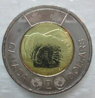 2012 CANADA TOONIE BRILLIANT UNCIRCULATED TWO DOLLAR COIN