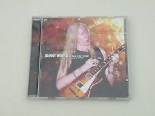 JOHNNY WINTER - BLACK CAT BONE - LIVE AT THE TEXAS POP FESTIVAL - CD 2006 - NM