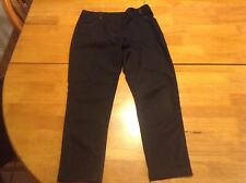Girls black trousers age 9 Tammy girl