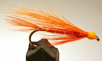ICE FLIES. Streamer fly, Whisky fly. Size 4, - 10 (3-pack)