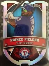2014 Topps Chrome Connections Die-Cut Insert Prince Fielder CC-PF Rangers