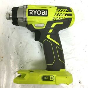 Ryobi P237 18-Volt 3-Speed 1/4 in. Impact Driver, Tool Only, GRM