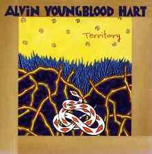 Rare HDCD CD - ALVIN YOUNGBLOOD HART Territory Rykodisc Hannibal HNCD 1431 HD CD