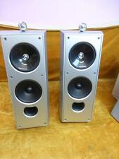 kef xq3 speakers and stands