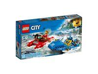 LEGO® City 60176 Flucht durch die Stromschnellen - NEU / OVP