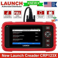 LAUNCH X431 PRO CRP123 X Airbag ABS SRS Diagnostic Scanner OBD2 II Car Code Read