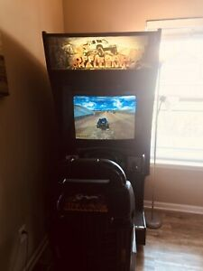 Off Road Challenge Driver Midway arcade
