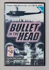 Bullet In The Head - 1990 - VHS - Action,  Cantonese(English Subs)