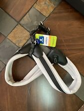 Top Paw Step In Padded Harness, Gray- S, M, L, XL