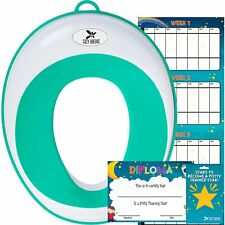 Potty Training Seat for Boys and Girls   Toddler Potty Ring   Fits Round and...
