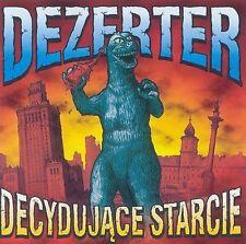 CD DEZERTER Decydujące starcie - reedycja