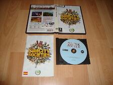 SIMCITY SOCIETIES SIM CITY DE EA GAMES PARA PC USADO COMPLETO