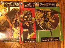 Green Arrow The Longbow Hunters Set #1-3 Prestige Format