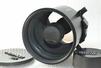TAMRON SP 500mm F8 1:8 Adaptall Reflex Mirror lens For Nikon F Mount Japan