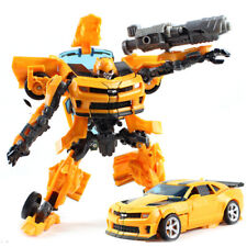 Transformers Masterpiece 5 Human Alliance Robot Action Figure Bumblebee Toy Xmas