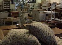 Shabby Chic Pine Dresser /Cupboard,Drawers,Vintage.oak,Furniture Showroom Kent