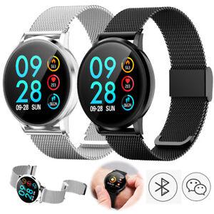 Waterproof Smar Watch Heart Rate Blood Pressure for iOS Android Men Women Boys