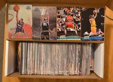 1997-98 Topps Stadium Club Complete 240 Card Set 1-240 Tim Duncan Rookie Jordan