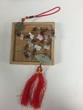 Chinese Style Gift Home Decor Burma Green JADE 12 Year Of Animal Ornament (JDO3)