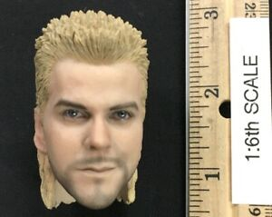 Redman Toys The Lost Man Head (Smiling) (No Neck Joint) 1:6th Scale Accessory