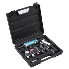 15Pcs Air Compressor Die Grinder Air Tool Kit Set MWP 6.2 BAR 90psi Q0I1