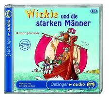 Jonsson, Runer - Wickie und die starken Männer. 2 CDs