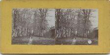 Bretagne Vintage stereo stereoview
