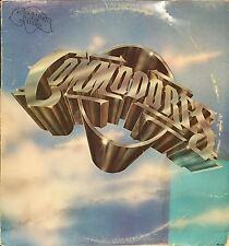 "COMMODORES (SELF-TITLED) LP 1977 MOTOWN ""BRICK HOUSE"" LIONEL RICHIE NO POSTER"