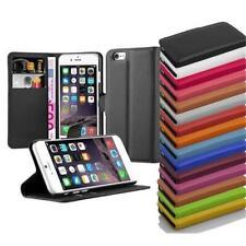 Für Apple Iphone Schutzhülle Book Style mit Standfunktion Wallet Case Cover Tasc