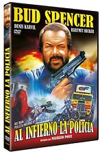 BIG MAN  - A POLICY FOR HELL (1988) **Dvd R2** Bud Spencer, Denis Karvil
